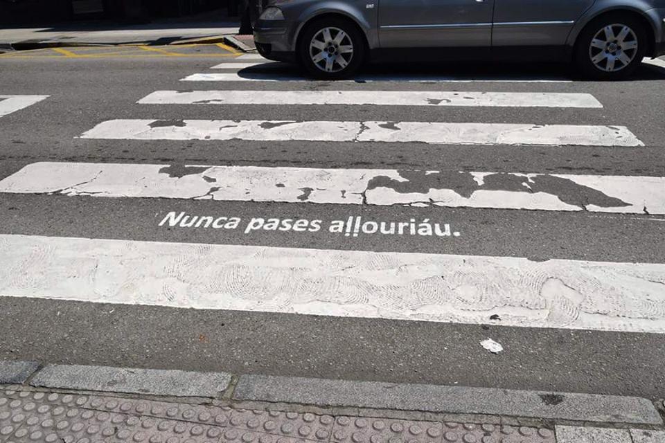 CANGAS DEL NARCEA.- Pisando Cultura asturiana
