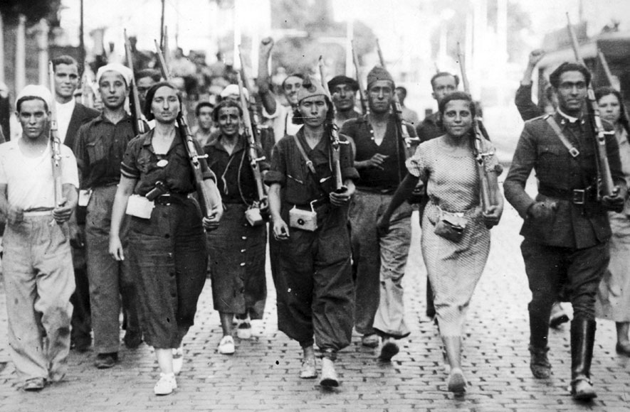 ¿Tu abuelo o tu bisabuelo fueron rojos o fascistas?