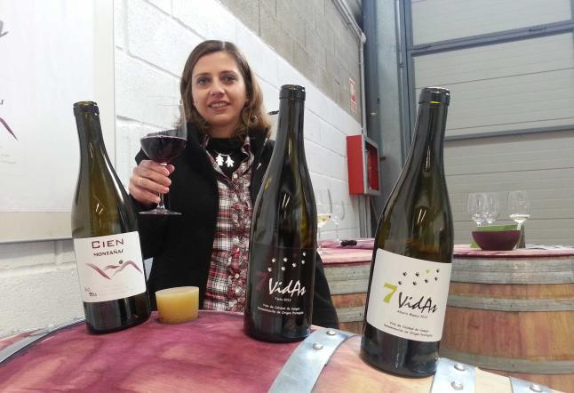 CANGAS DEL NARCEA- Un vino blanco entre los seis mejores del mundo según 'Los Ángeles Times'