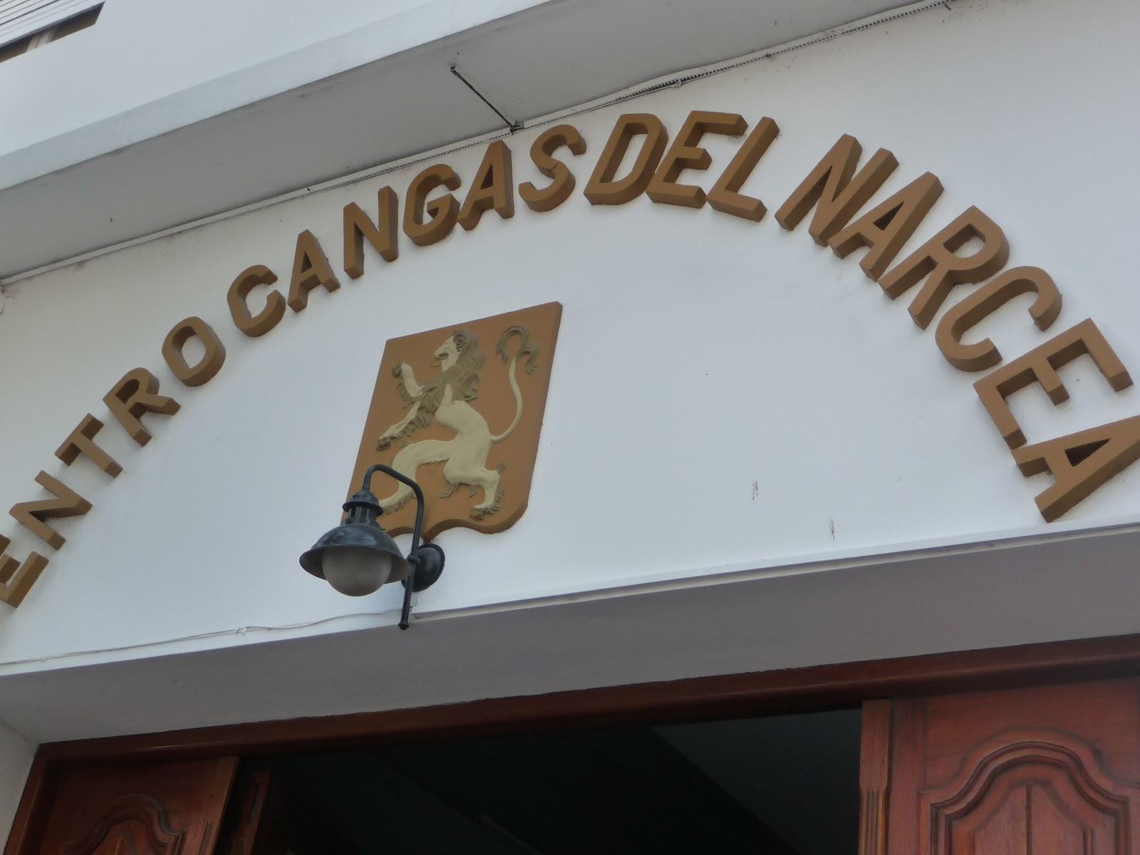 CANGAS DEL NARCEA- El Carmen en Buenos Aires
