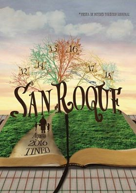 TINEO.- San Roque ya tiene cartel