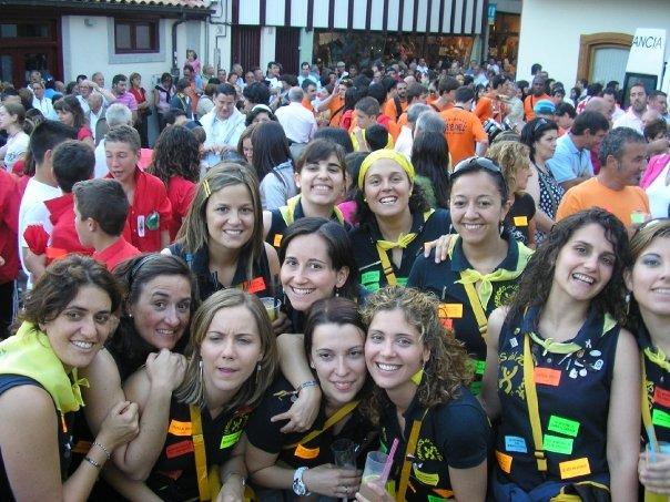 CANGAS DEL NARCEA.- Orde del desfile de Peñas del día 14