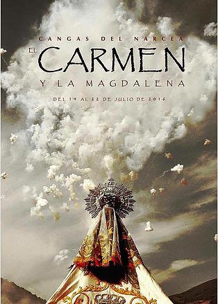 CANGAS DEL NARCEA.- Actos programados para las Fiestas del Carmen