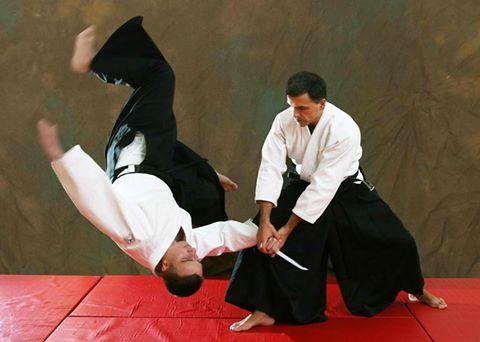 CANGAS DEL NARCEA.- IV Curso Nacional de Aikido