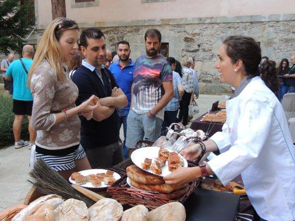 CANGAS DEL NARCEA.- Explosión de calidad y sabores en las empanadas canguesas.