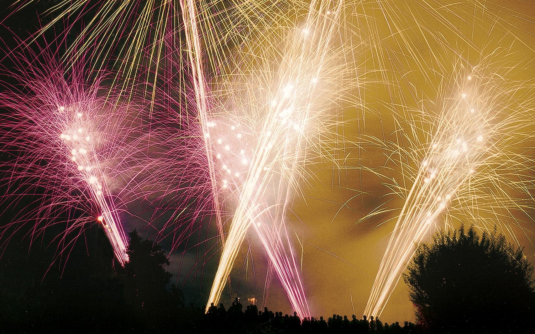 CANGAS DEL NARCEA.- Los cangueses dispararán los fuegos de artificio en Gijón