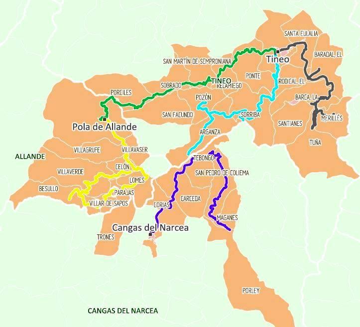 SUROCCIDENTE.- Comenzó a funcionar el transporte público rural