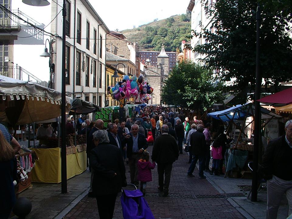 CANGAS DEL NARCEA.- Del Bosque Cepa de Oro en la Fiesta de la Vendimia