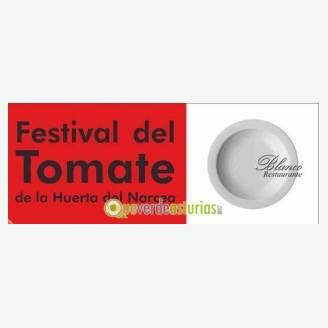 Festival del Tomate de la Huerta. Cangas del Narcea