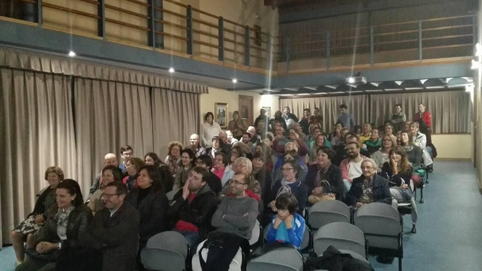 """CANGAS DEL NARCEA.- Presentado el corto  """"Misterioso suceso en Cangas"""""""