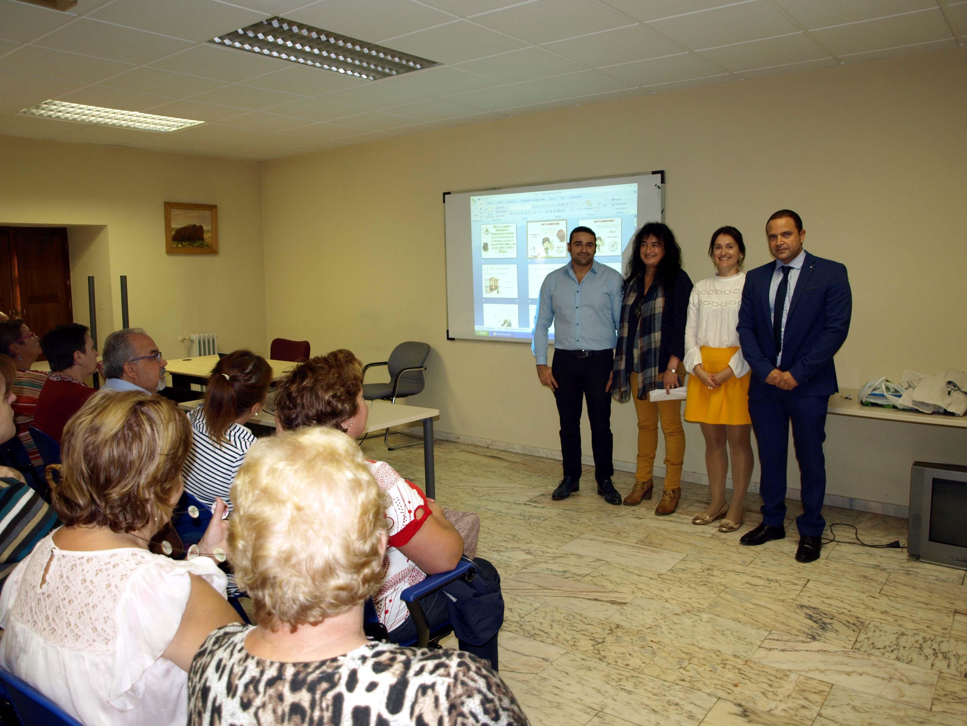 TINEO.-Inaugurado el programa trimestral de la Escuela de Salud del Ayuntamiento de Tineo