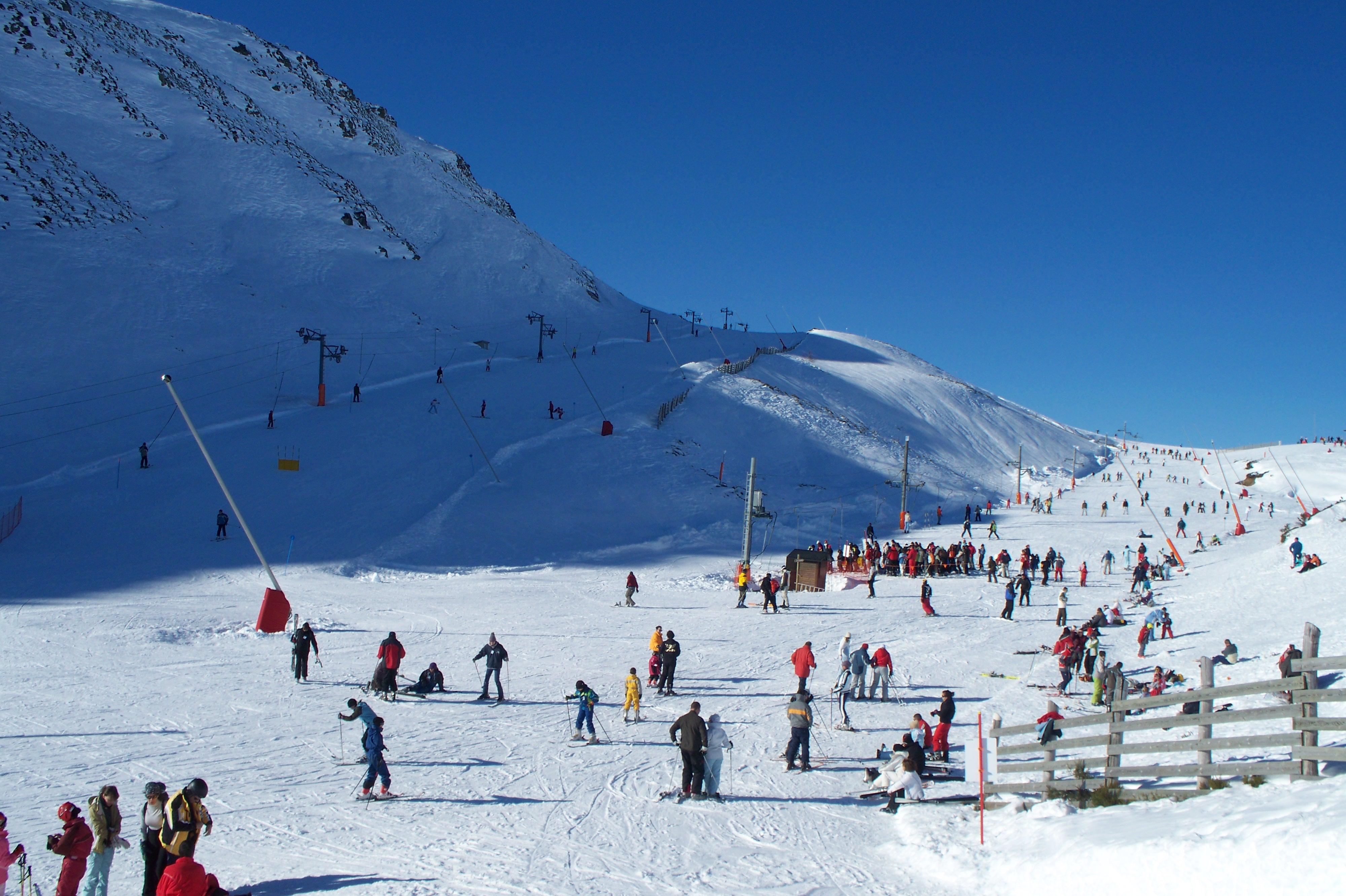 CANGAS DEL NARCEA.- Presentado el Plan Director de la estación de esquí de Leitariegos dotado con 7,5 millones