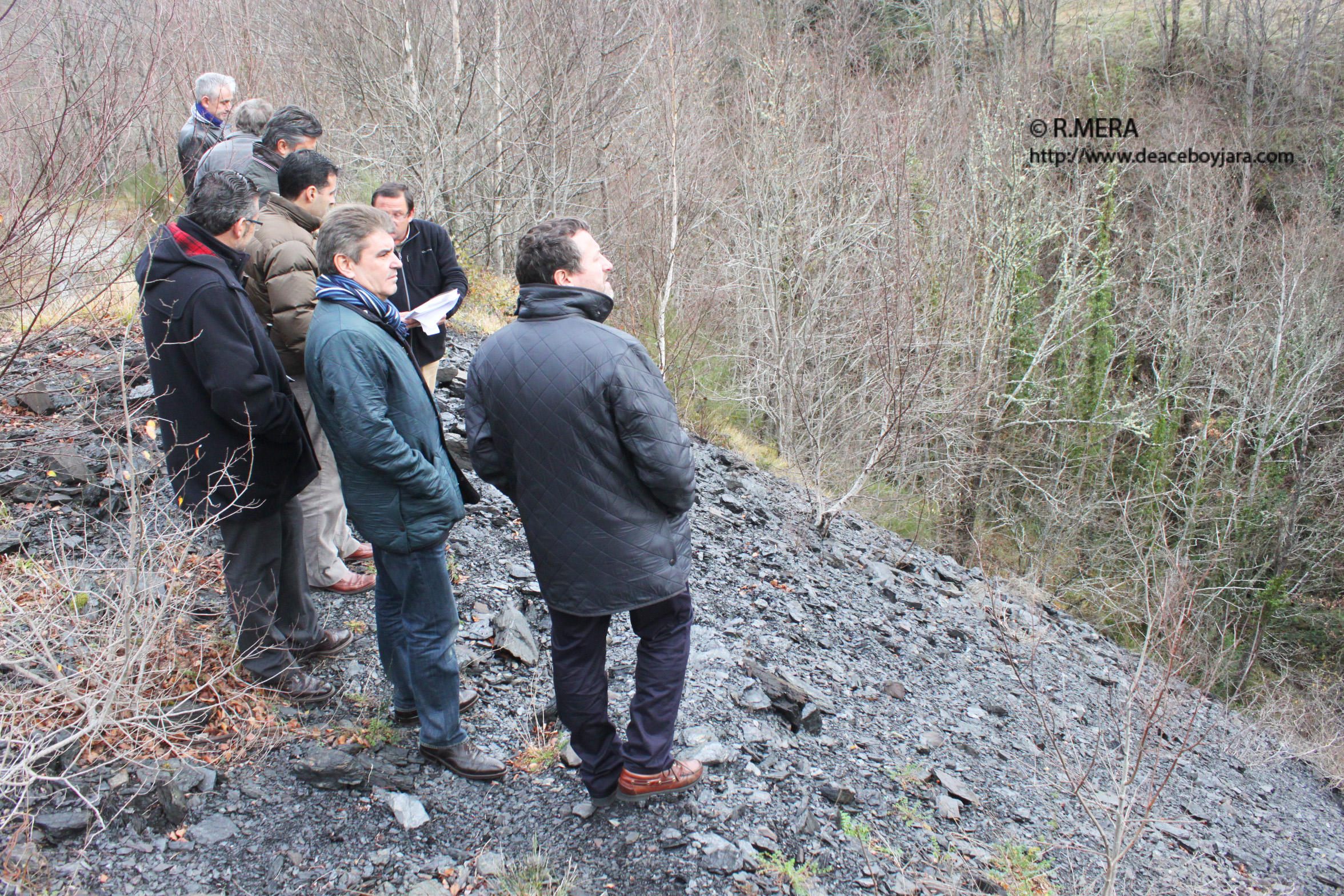 CANGAS DEL NARCEA.- La CHC debe restaurar el valle de Gillón