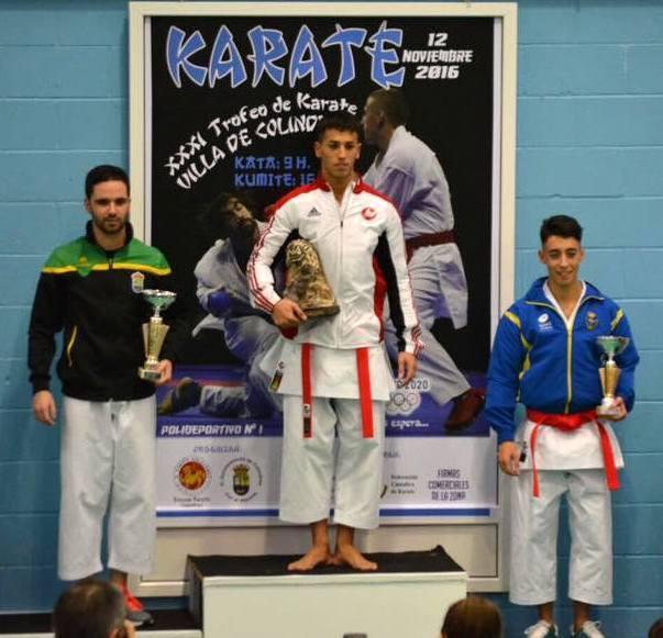 CANGAS DEL NARCEA.- Oro y bronce en el XXXI Trofeo de Karate villa de Colindres