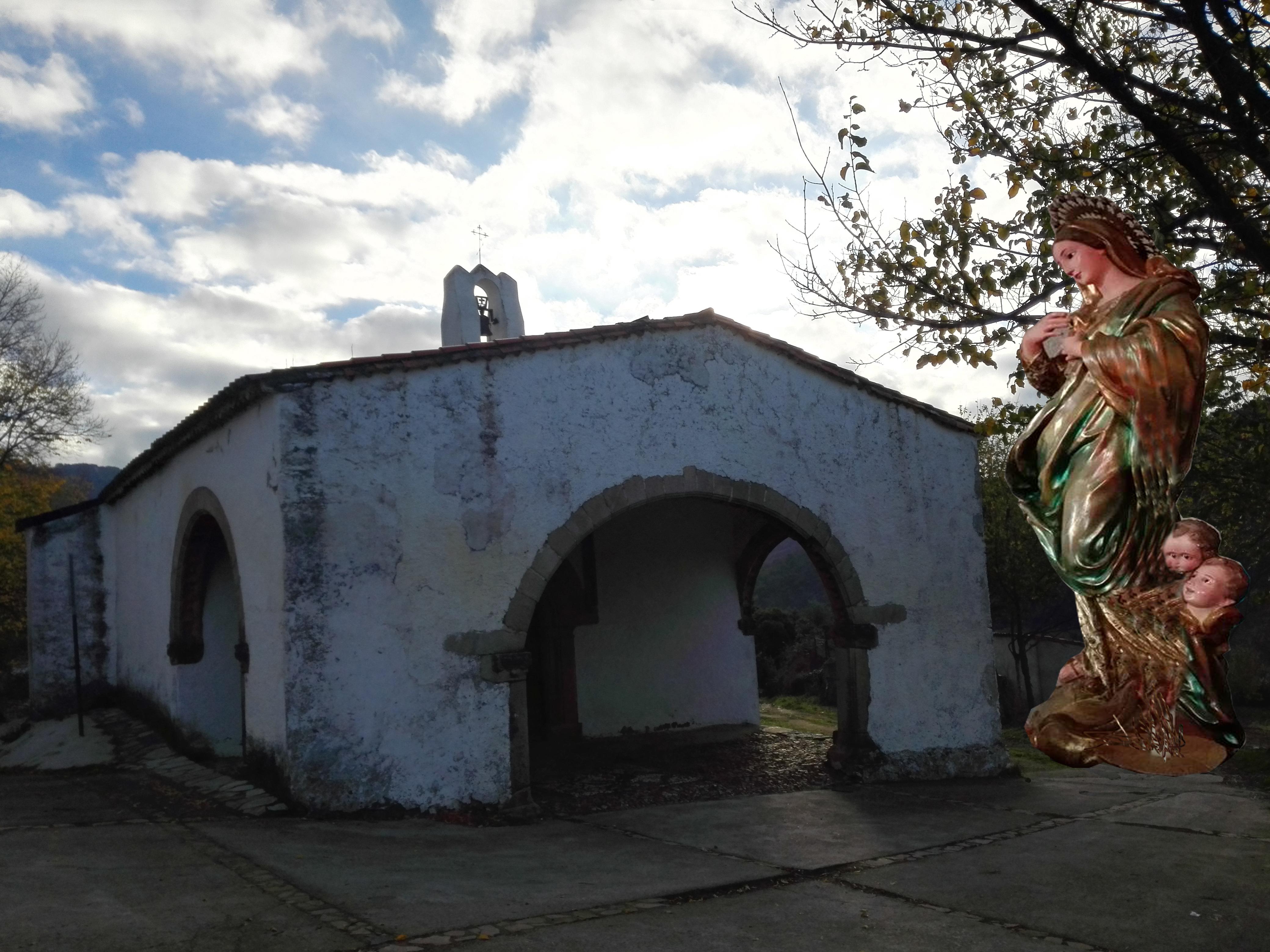 BERZOCANA.- Y la Virgen volvió a su ermita envuelta en recuerdos de antaño