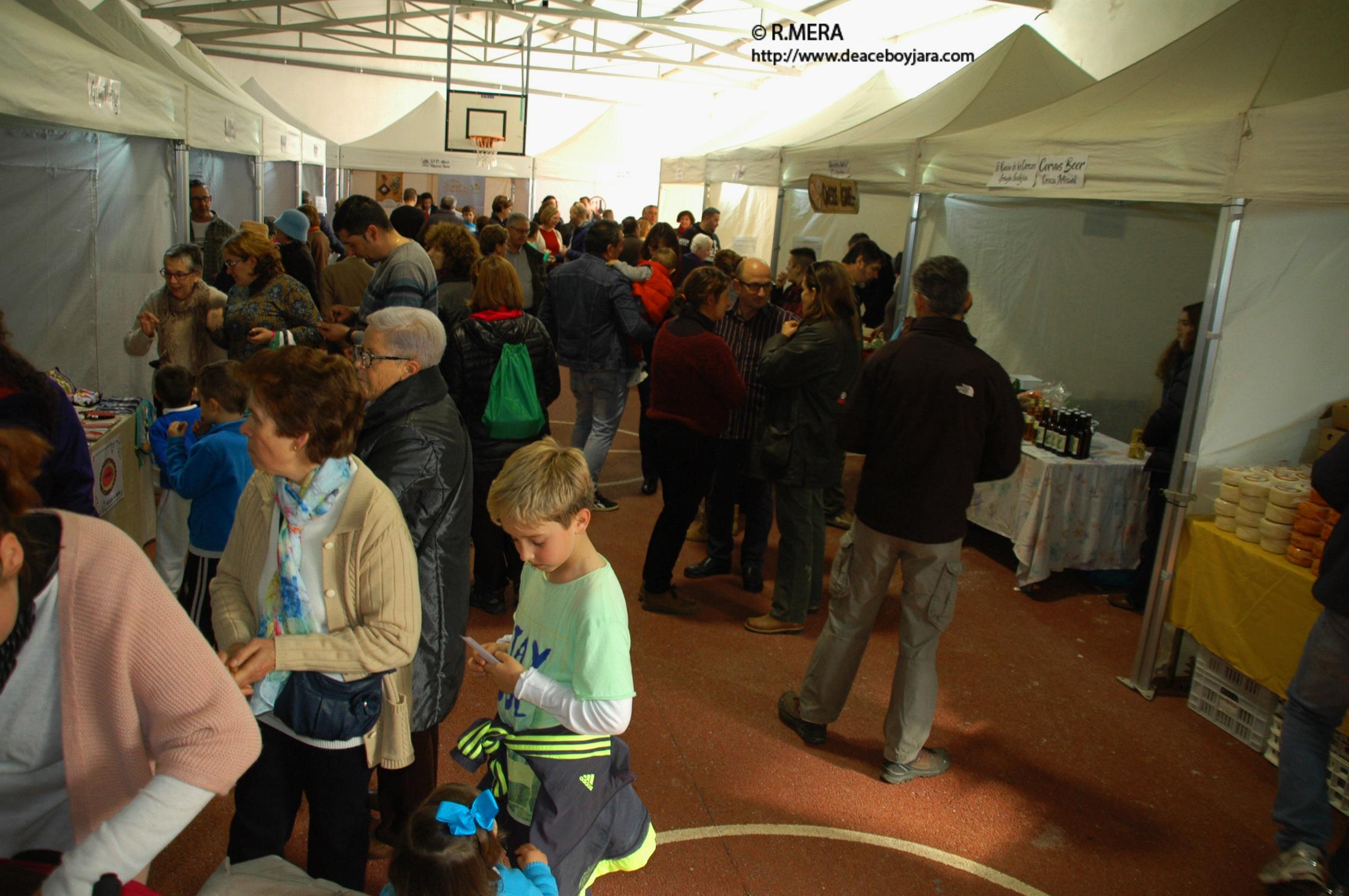 BERZOCANA.- Feria Agroalimentaria: Un éxito y una promesa de futuro