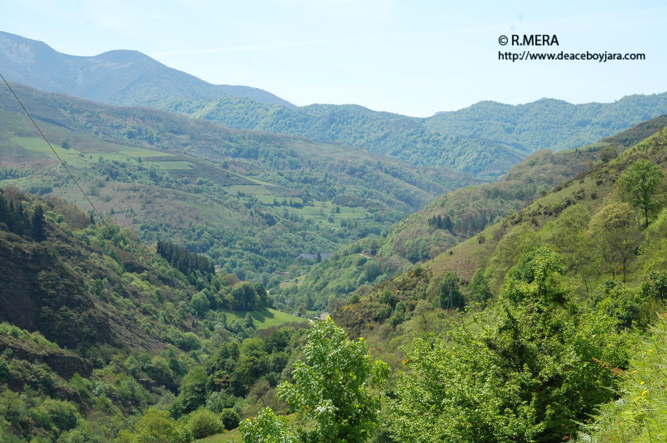CANGAS DEL NARCEA.- 6,5 millones para el Parque de Fuentes del Narcea
