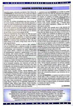 editorial La Maniega