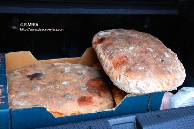 empanadas San Tiso Cangas del Narcea
