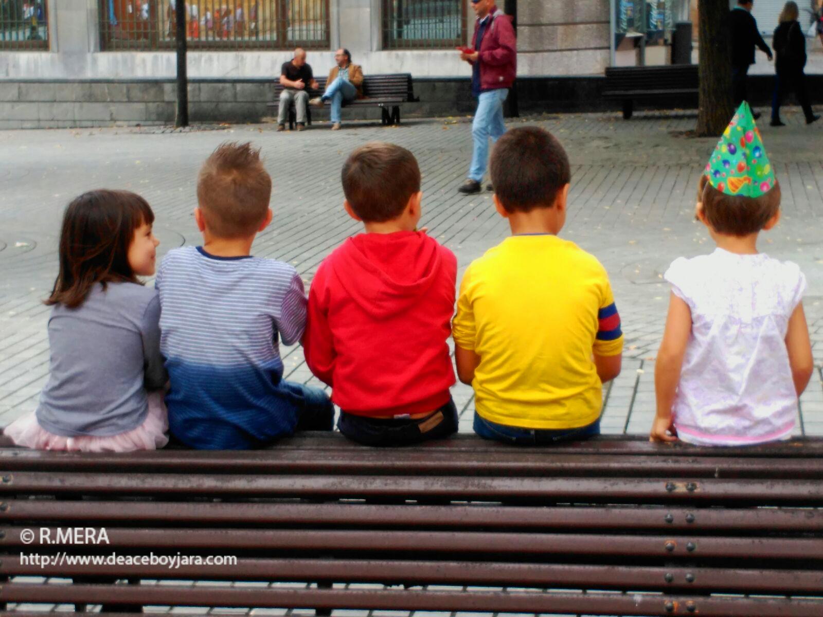 La foto y su pie: Mirando al futuro
