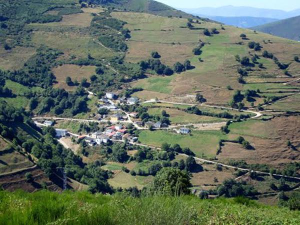 CANGAS DEL NARCEA.- Mejoras en la carretera Villarmental – Siero