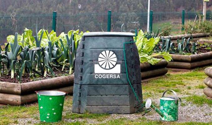 CANGAS DEL NARCEA, IBIAS Y TINEO participan en la nueva edición de compostaje doméstico