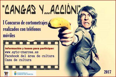 I Concurso de cortometrajes realizados con teléfonos móviles en Cangas del Narcea