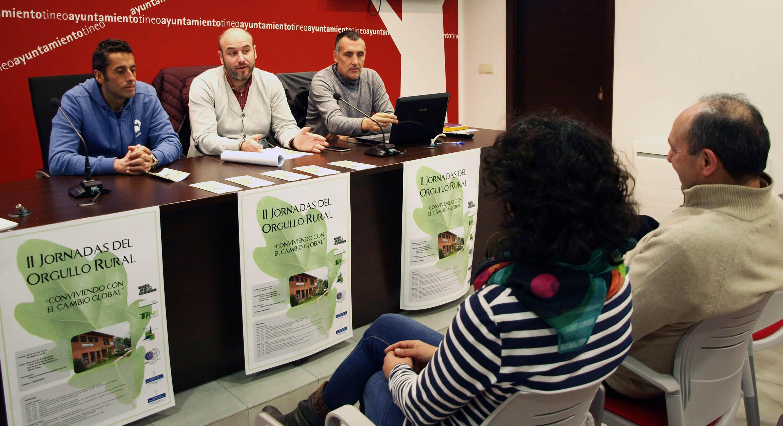 TINEO.-Presentadas las II Jornadas de Orgullo Rural