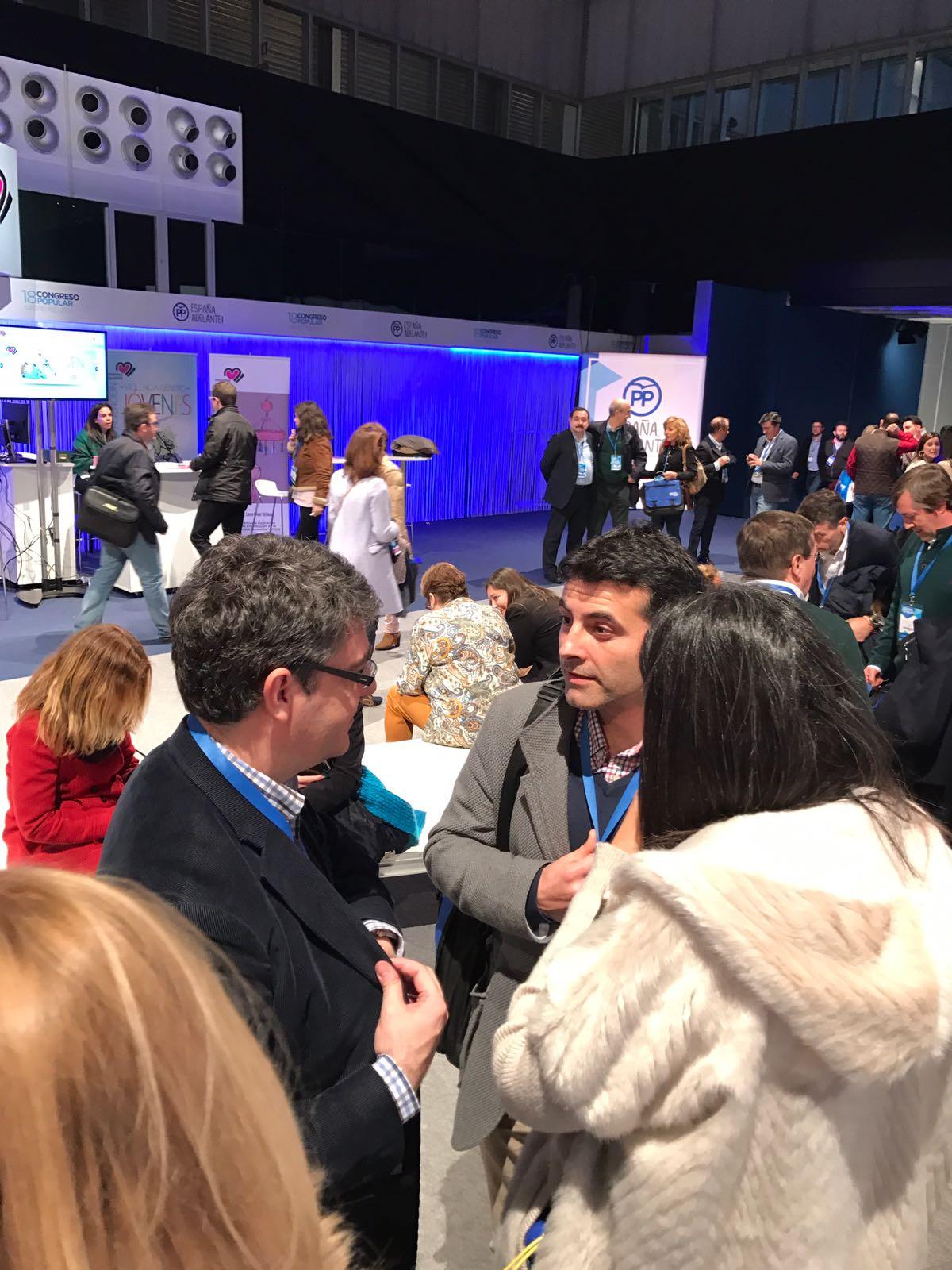 CANGAS DEL NARCEA.- El PP nacional modificará su política minera según Fontaniella