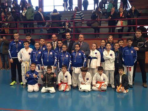 CANGAS DEL NARCEA.- Se realizaron los Juegos Escolares de karate