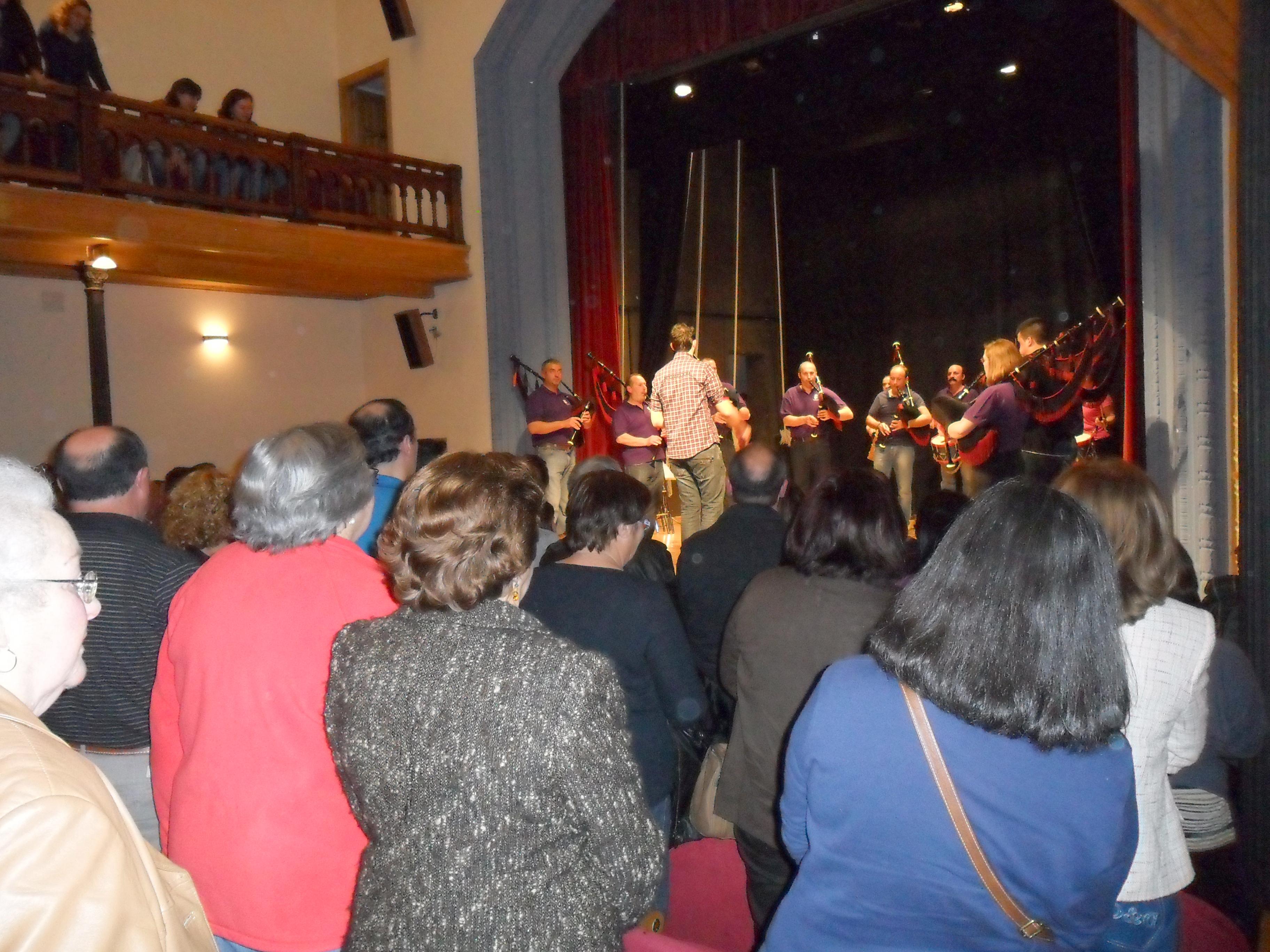 CANGAS DEL NARCEA.- Hoy comienzan las actividades de la Escuela de Música