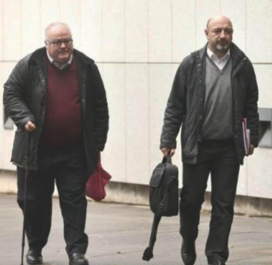 CANGAS DEL NARCEA.- El fiscal aumenta la petición de pena para Azkárate a 9 años y 2 meses de prisión