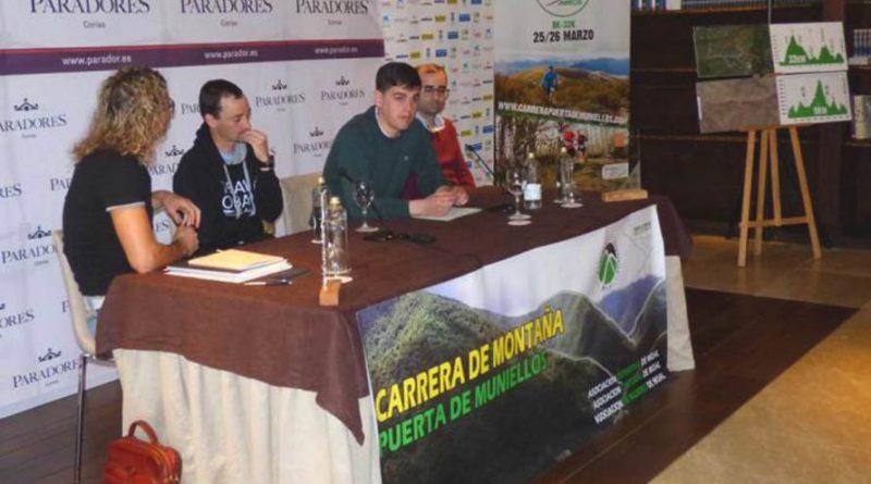 """Presentación Carrera de Montaña """"Puerta de Muniellos"""""""