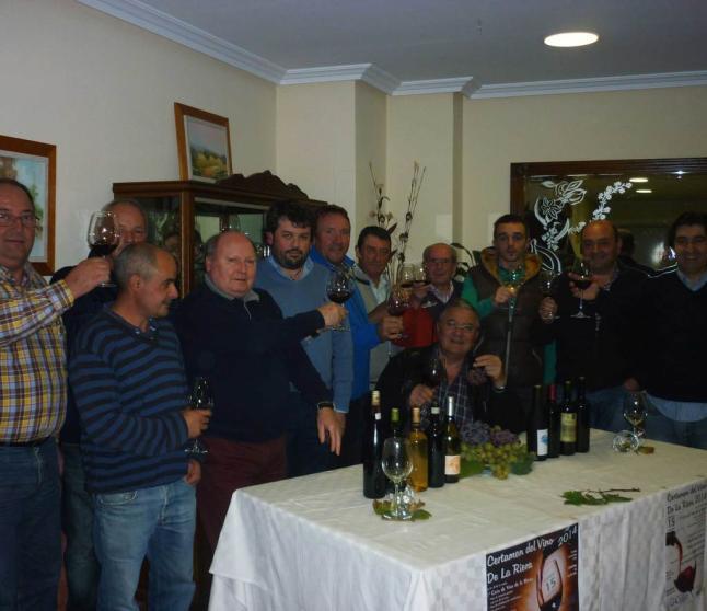 TINEO.- Presentación de Vinos Artesanos