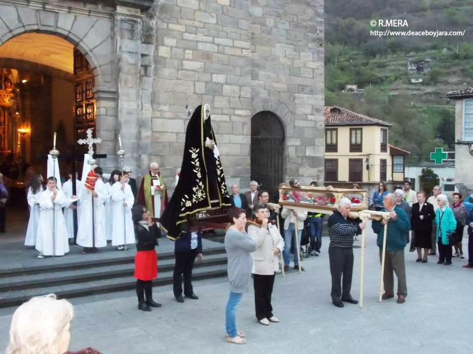CANGAS DEL NARCEA.- Semana Santa canguesa
