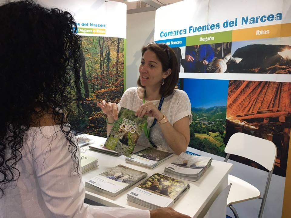 SUROCCIDENTE.- La comarca presente en la Feria de Ecoturismo Doñana