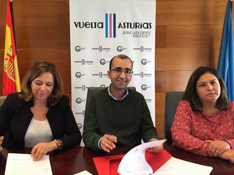 CANGAS DEL NARCEA.- La Vuelta a Asturias llega el 30 de abril