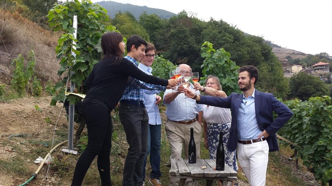 CANGAS DEL NARCEA.- Premio internacional para los vinos de Bodegas Vítheras