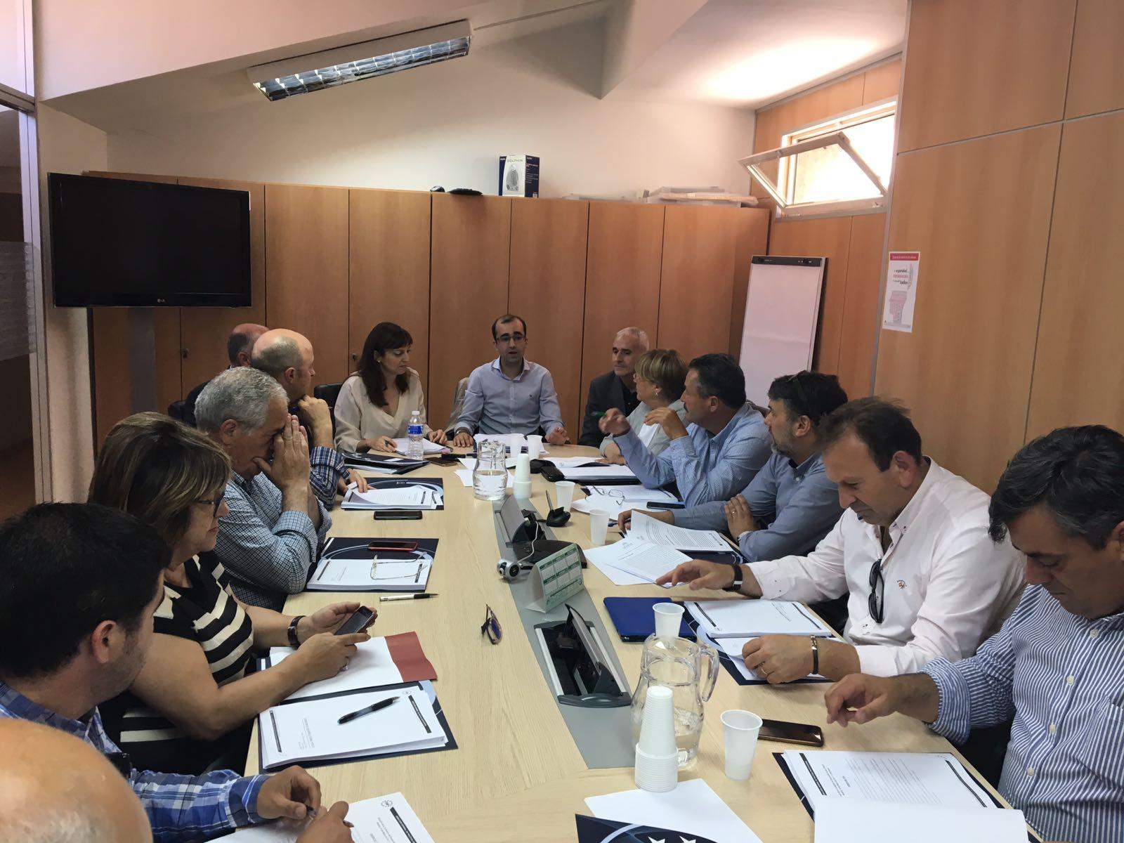 CANGAS DEL NARCEA.- Los ayuntamientos rurales piden fondos para la Ley de Desarrollo Rural.