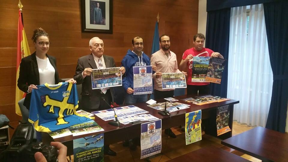 CANGAS DEL NARCEA.- Presentada la programación del deporte veraniego