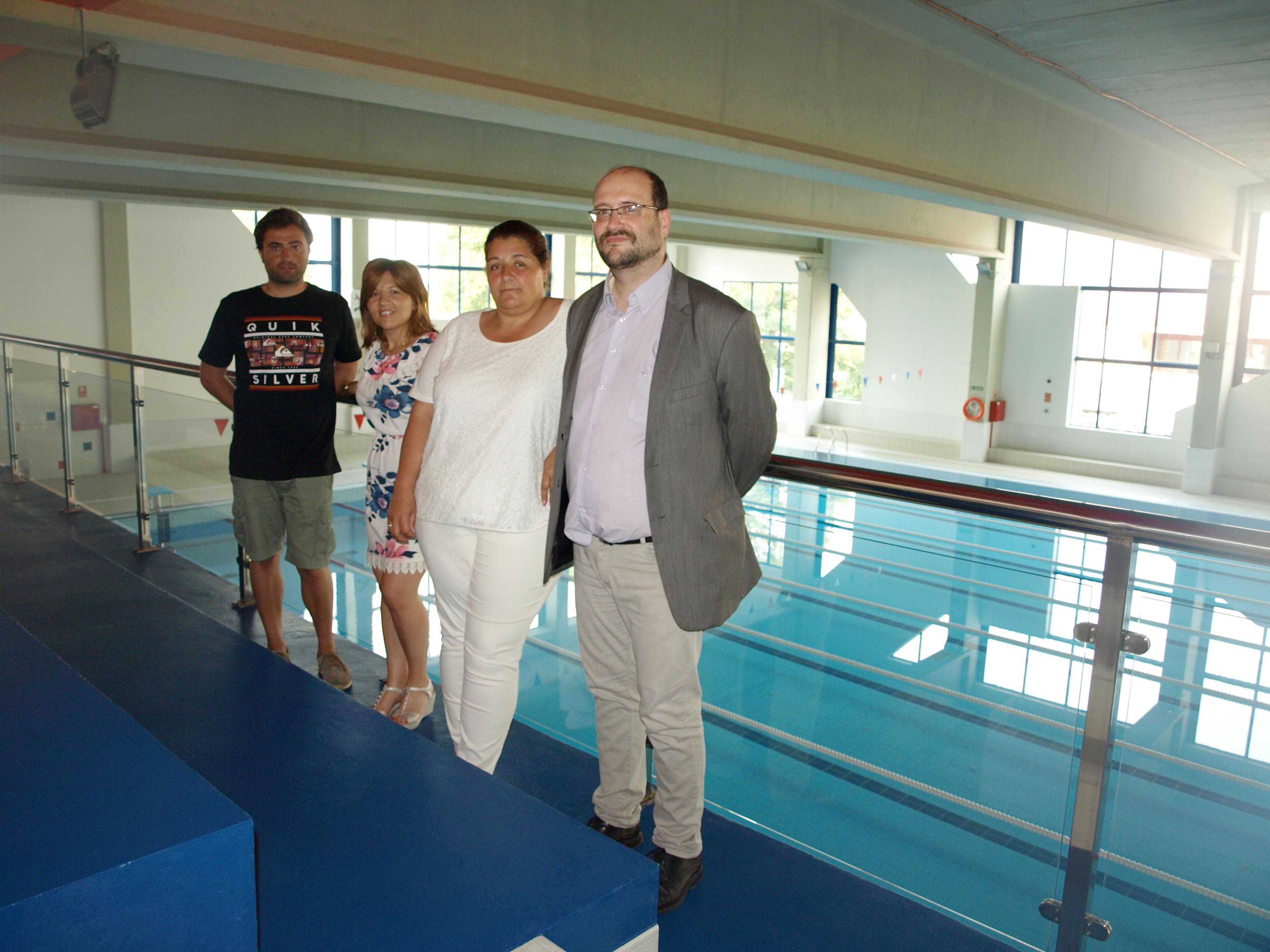 TINEO.- El club NAO organiza una exhibición de natación el día 24.