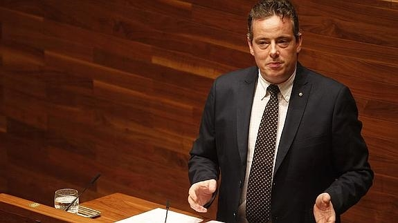 TINEO.- Marcos Líndez, portavoz regional del PSOE