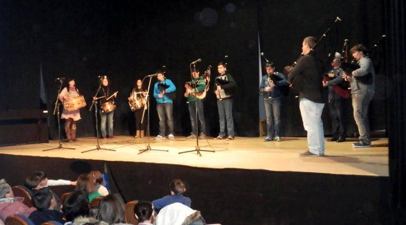 CANGAS DEL NARCEA.-Matrículas en la Escuela Municipal de Música