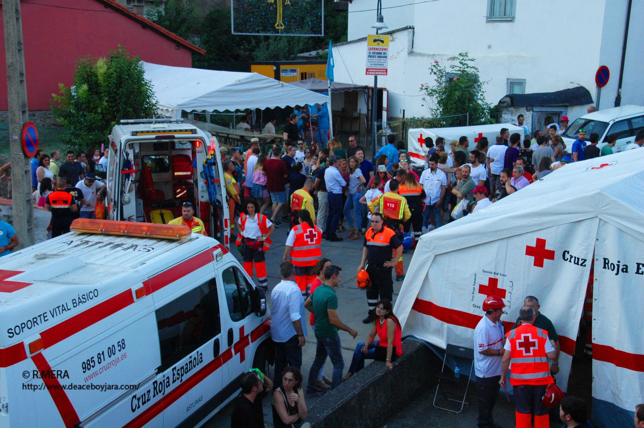 CANGAS DEL NARCEA.- Arrancó el Plan de Seguridad con 200 efectivos