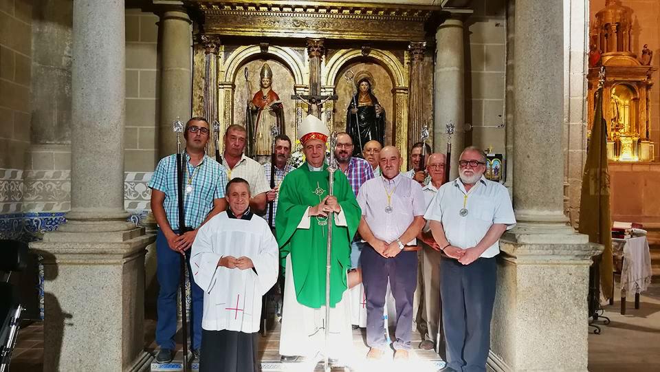 BERZOCANA.- Semblanza del nuevo obispo, José Luis Retena