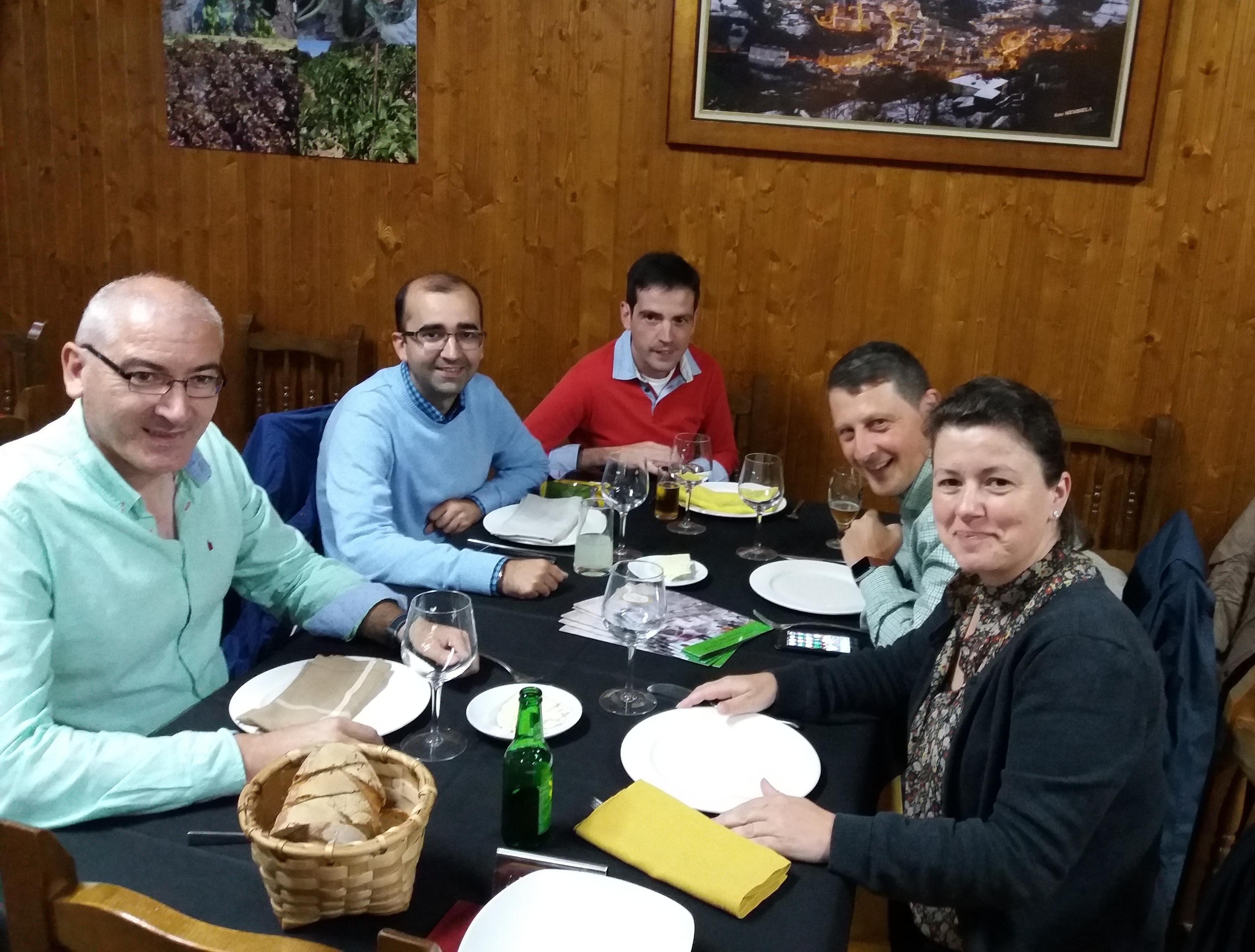TINEO/NARCEA/ALLANDE- Reunión de alcaldes de la comarca