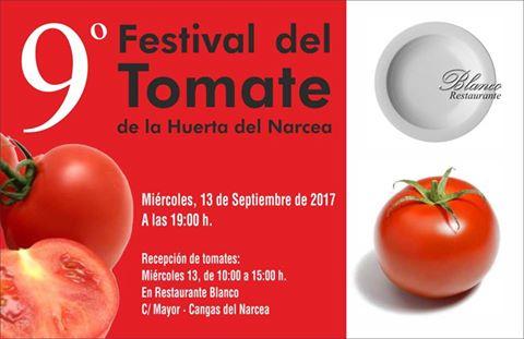CANGAS DEL NARCEA.- X Festival del Tomate de la Huerta. Prestigiosos cocineros en el jurado