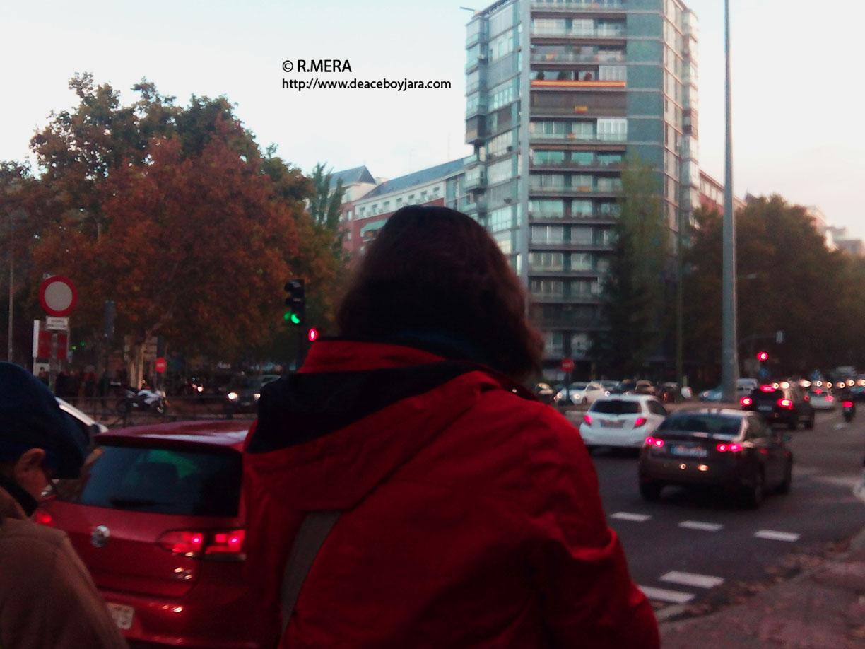 Un Madrid pasado por agua