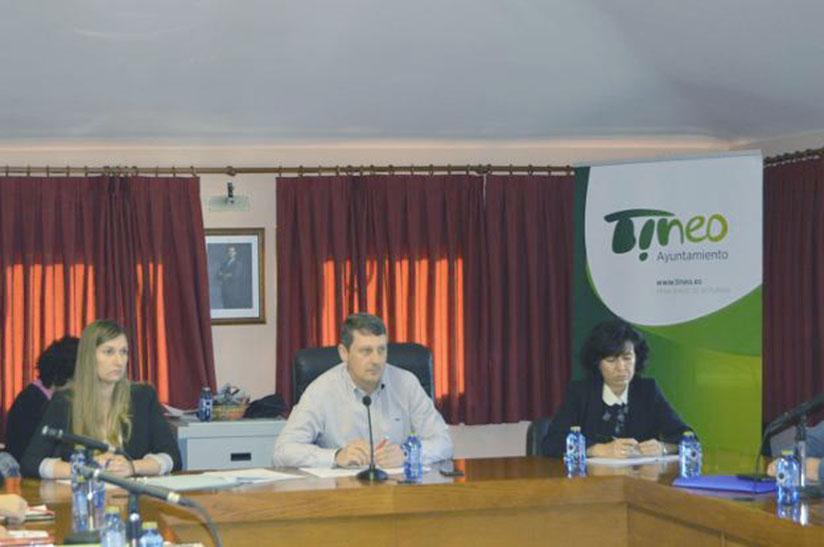 TINEO.- El ayuntamiento modifica a la baja las ordenanzas fiscales
