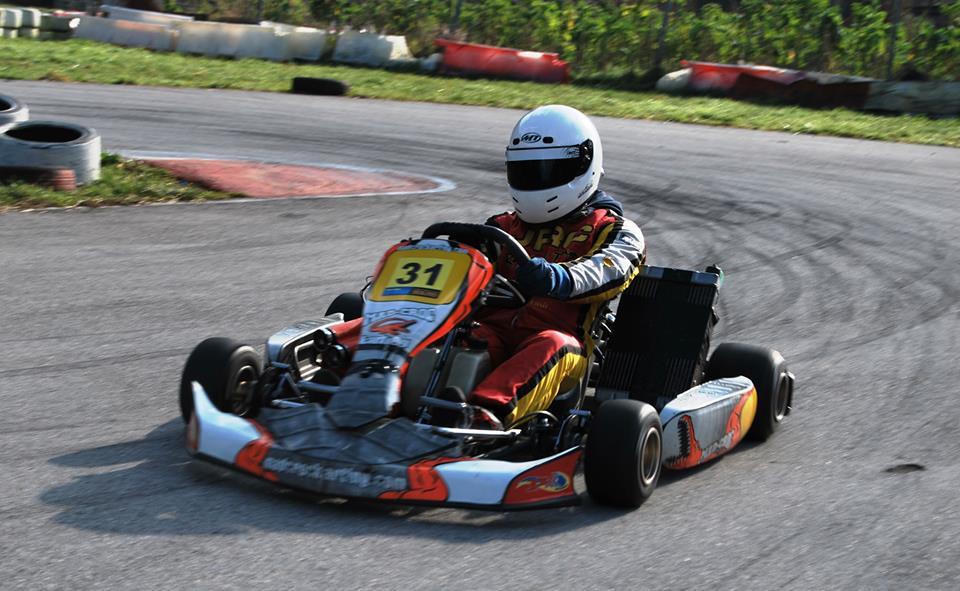 CANGAS DEL NARCEA.- Campeonato social de Karting  Cibuyo